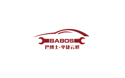LOGO设计-巴博士平捷云修
