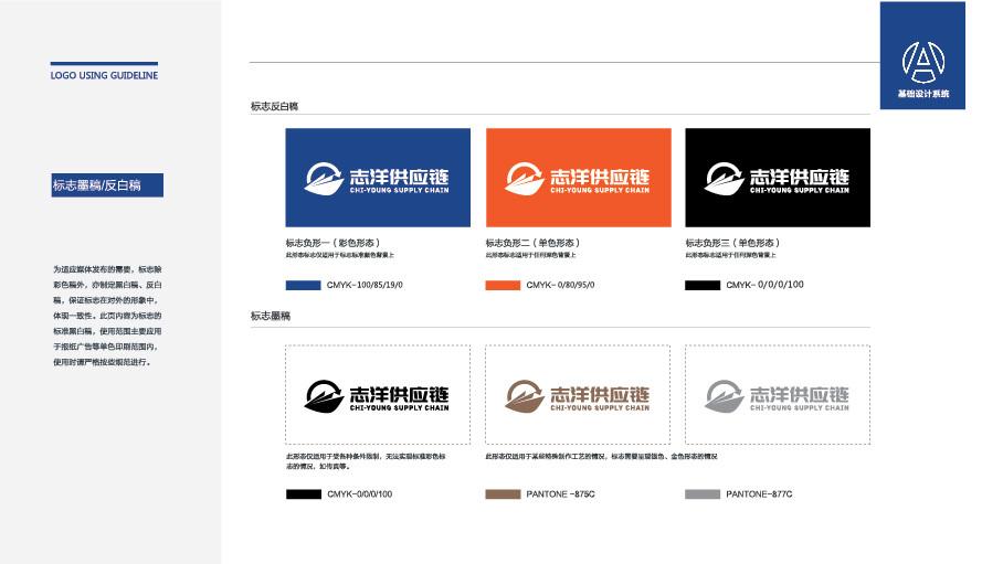 志洋供应链LOGO乐天堂fun88备用网站中标图1