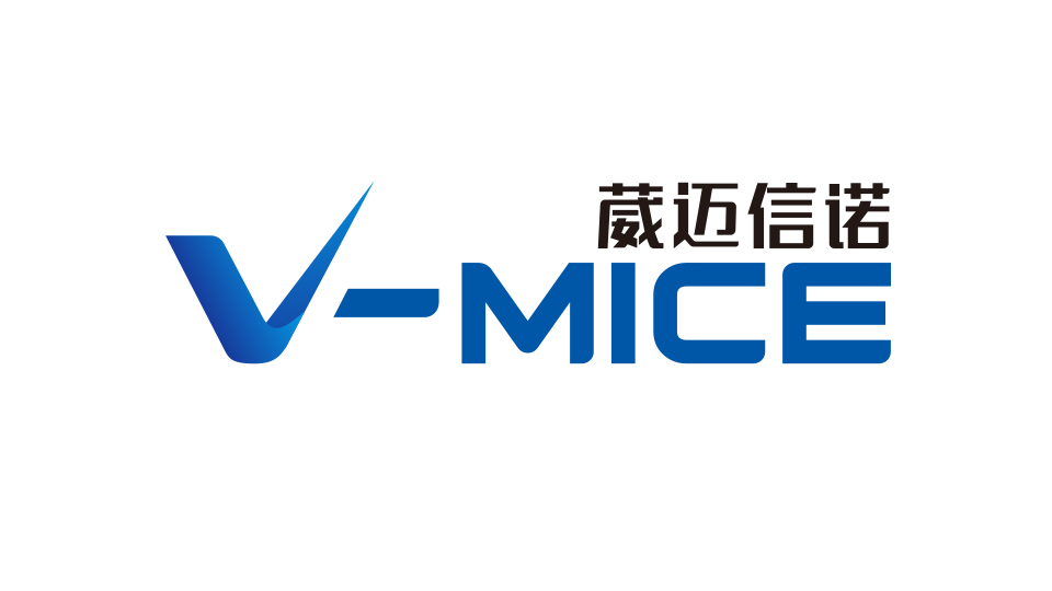 葳迈信诺 V-MICE LOGO设计