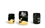沙棘饮料包装设计-手绘风格