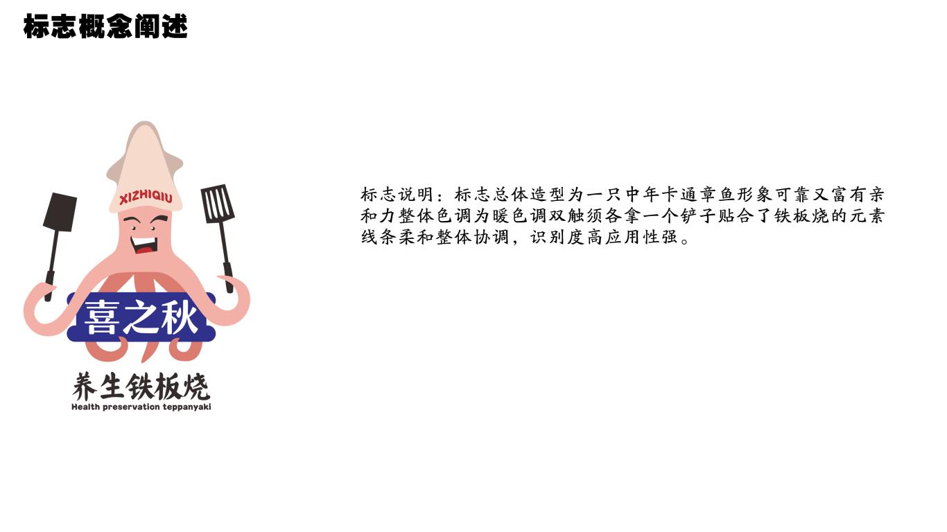 喜之秋LOGO设计中标图0