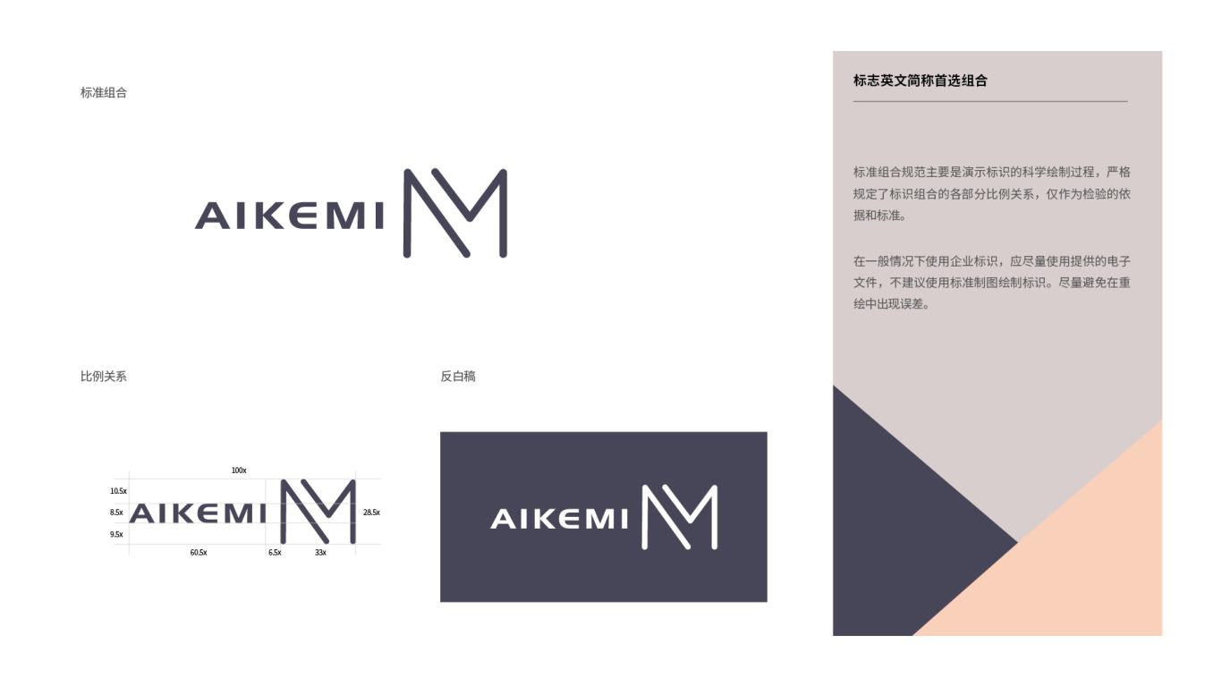 艾可米品牌VI设计中标图3