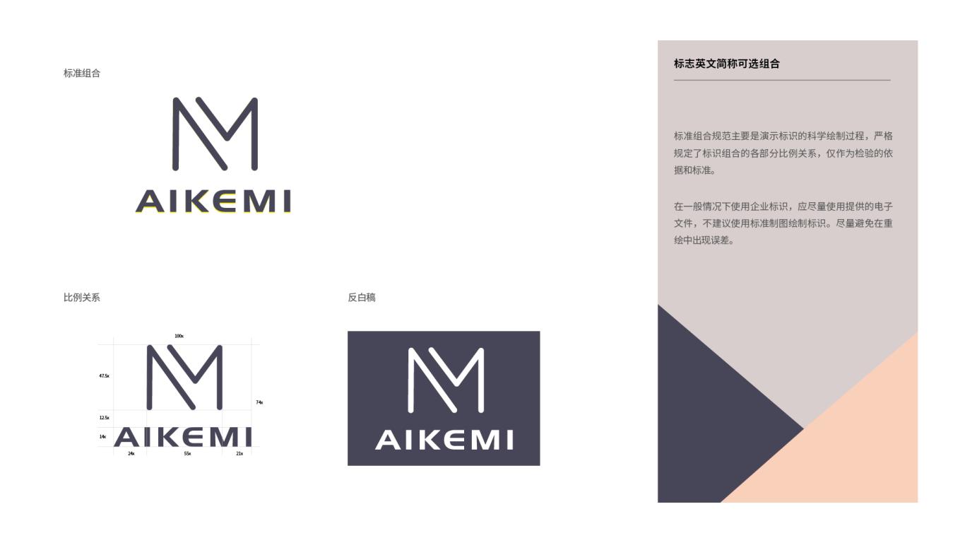 艾可米品牌VI设计中标图4