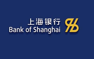 上海银行LOGO及贴图