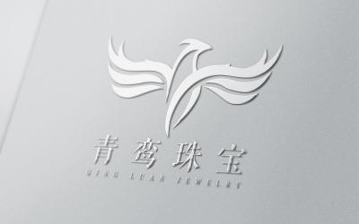 青鸾珠宝logo