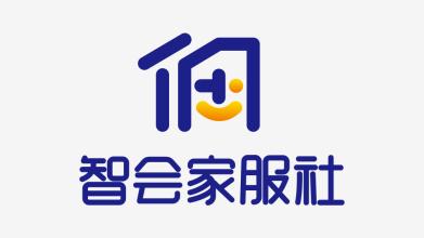 智会家服社LOGO乐天堂fun88备用网站