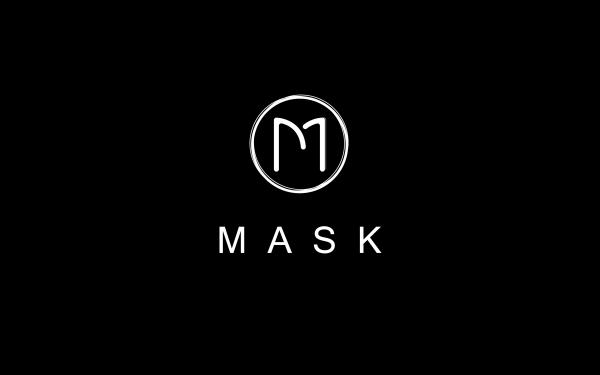 莫思 MASK LOGO设计