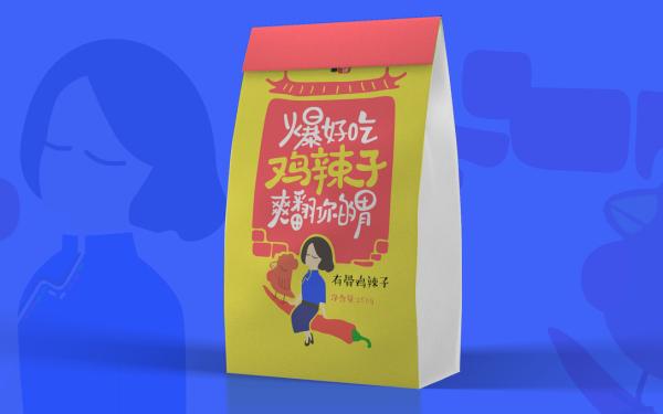 产品颜值孵化记:天龙堡鸡辣子包装策划设计
