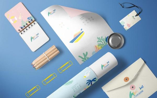 汇悦亲海假期+品牌形象VIS全案设计