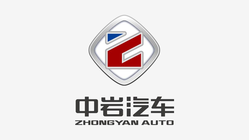 中岩汽车LOGO设计