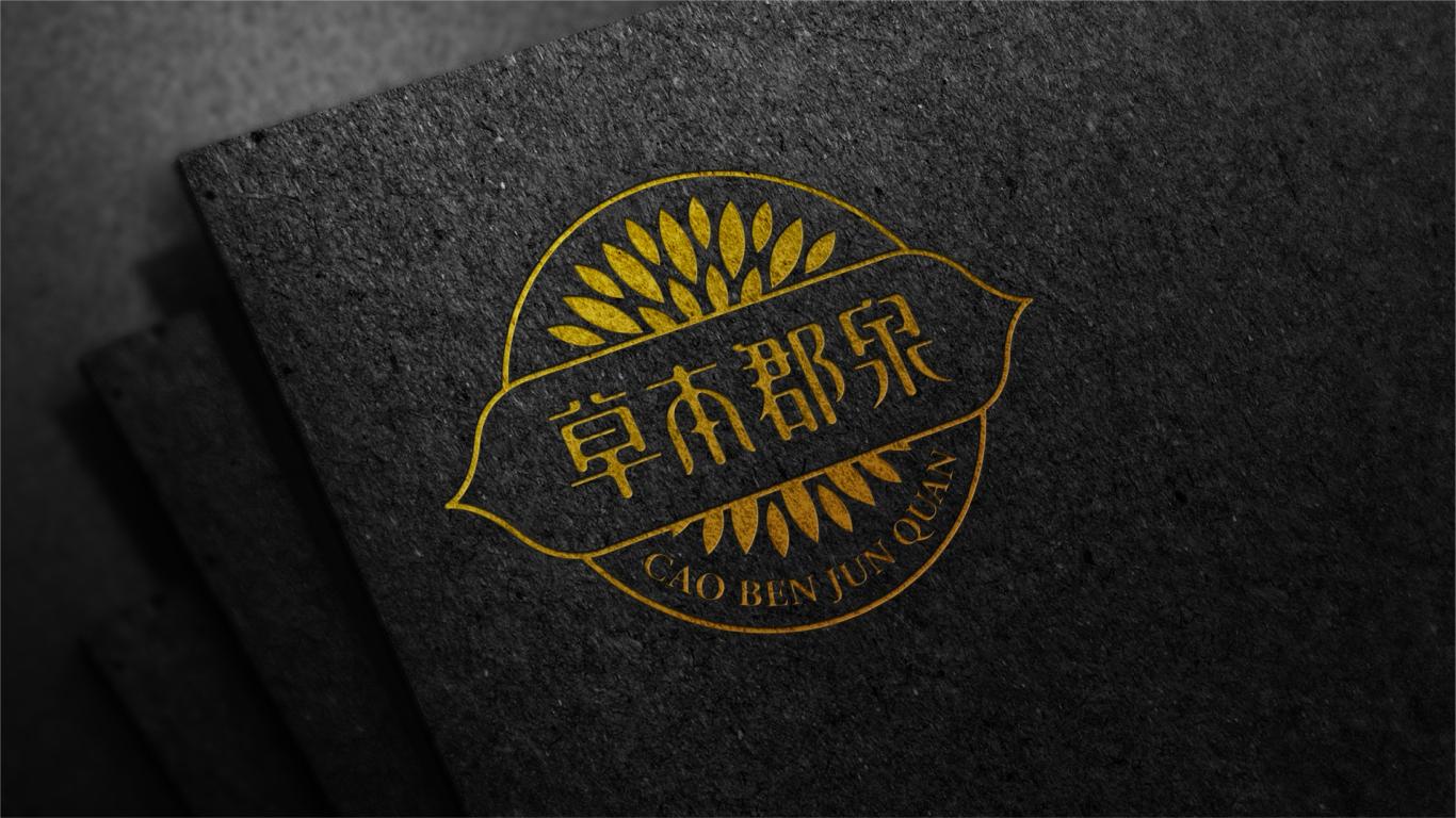 草本郡泉品牌LOGO设计中标图12