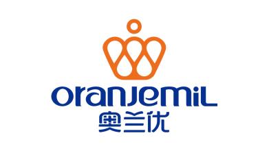 奧蘭優品牌標志設計