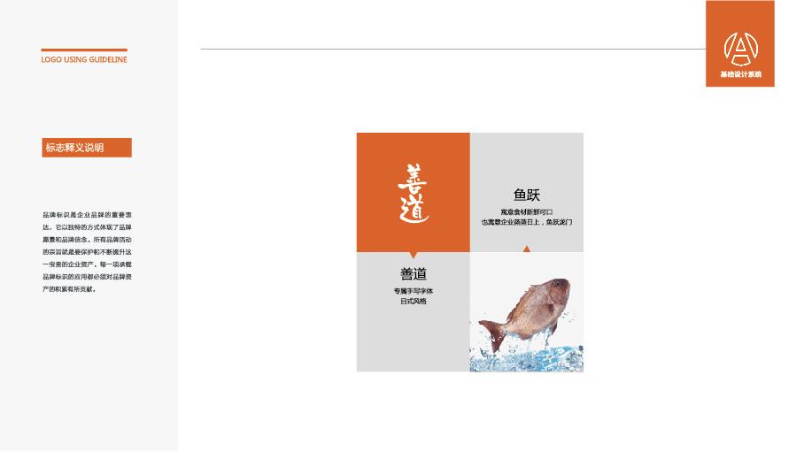 善道外带料理LOGO设计中标图4