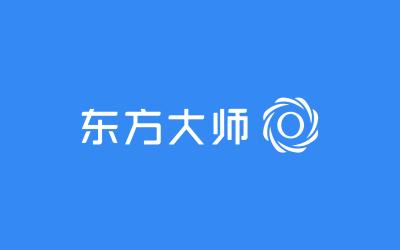 东方大师干洗品牌形象标志LOG...