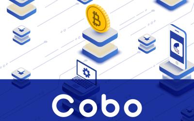Cobo区块链钱包品牌形象标志...