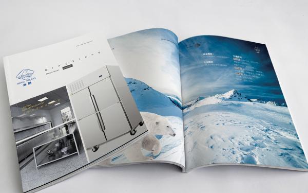 冰熊电器集团画册设计