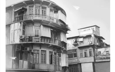 黑白画(似照片非照片)沉淀