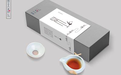 沏天香茶叶包装设计案例