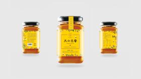 喀拉峻蜂巢产品包装设计