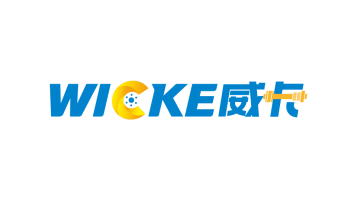 威卡WICKE LOGO設計