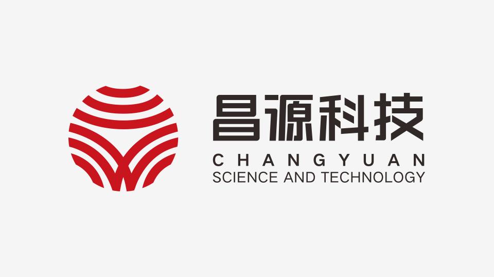 昌源科技公司logo设计