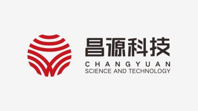 昌源科技公司logo設計