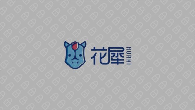 花犀小店品牌LOGO设计入围方案3