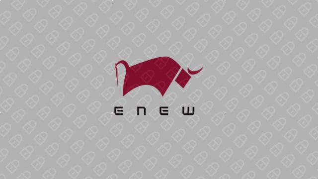 ENEW品牌LOGO设计入围方案1
