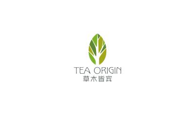 草木皆賓花草茶品牌及包裝設計