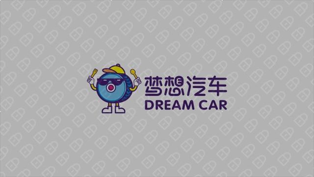 梦想汽车品牌LOGO设计 入围方案5