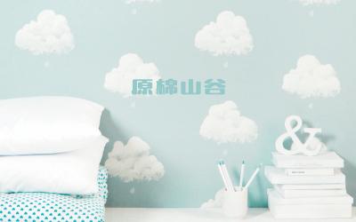 原棉山谷 紡織家居品牌設計