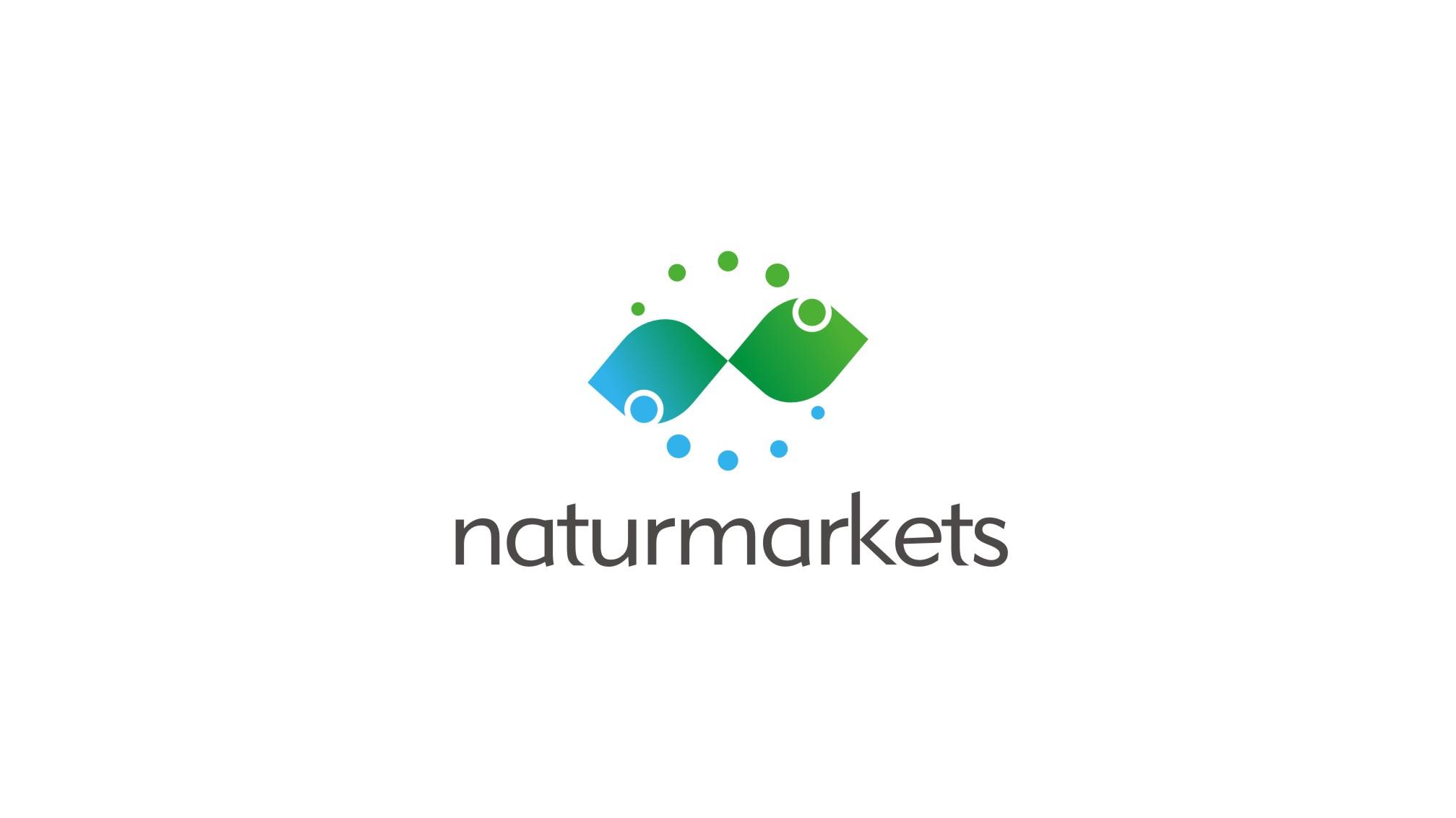 naturmarkets品牌LOGO设计