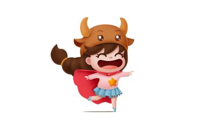 味,你好牛!零食包装