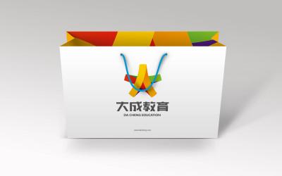 大成教育logo