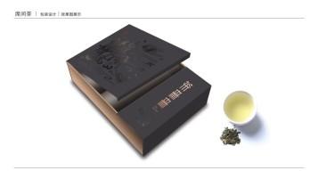 陇原金港茶叶包装设计