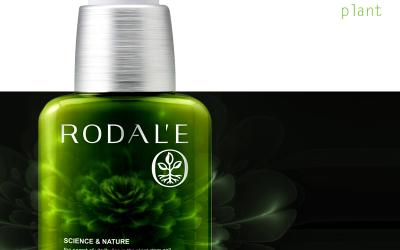 化妝品品牌設計--RODAL E