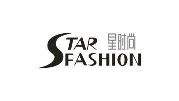 星时尚logo设计