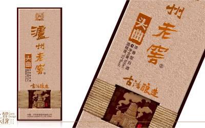 酒包装设计-泸州古法酿造