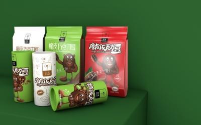 即味---脆皮巧克力豆品牌LO...