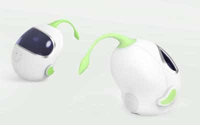 深圳智能产品设计-儿童智伴机器...