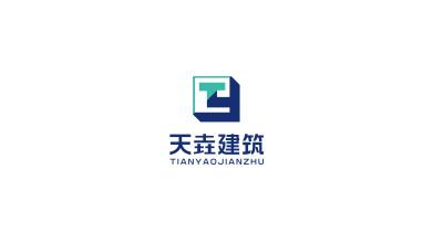 一款建筑行業的logo