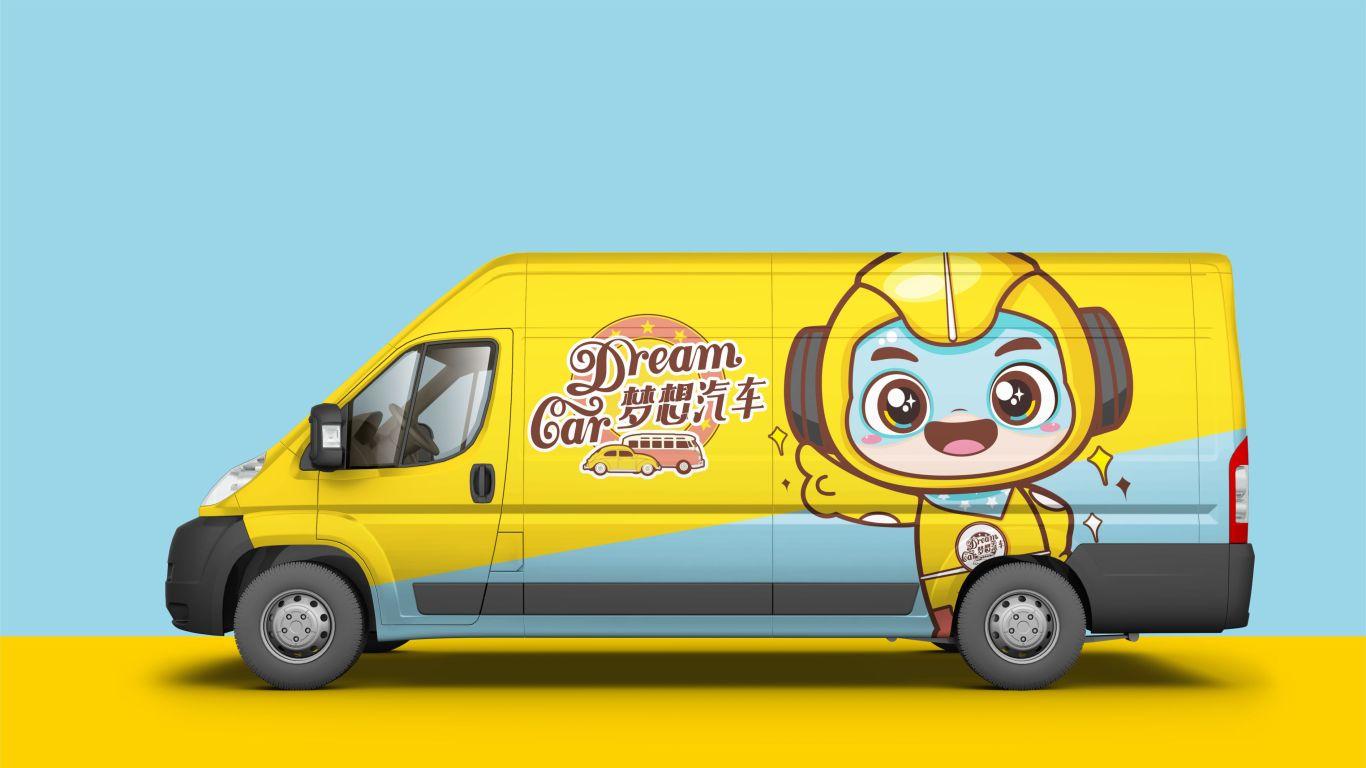 梦想汽车品牌吉祥物设计中标图10