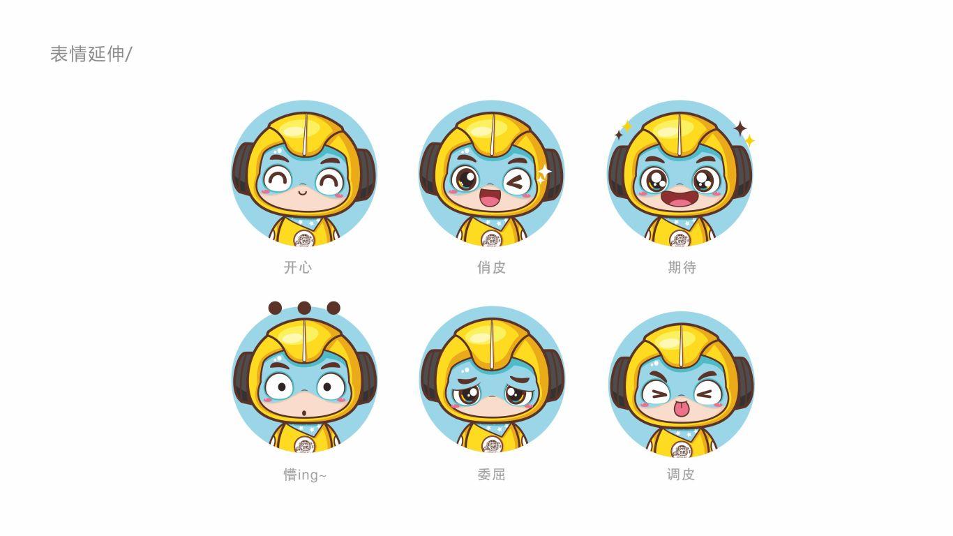 梦想汽车品牌吉祥物设计中标图2