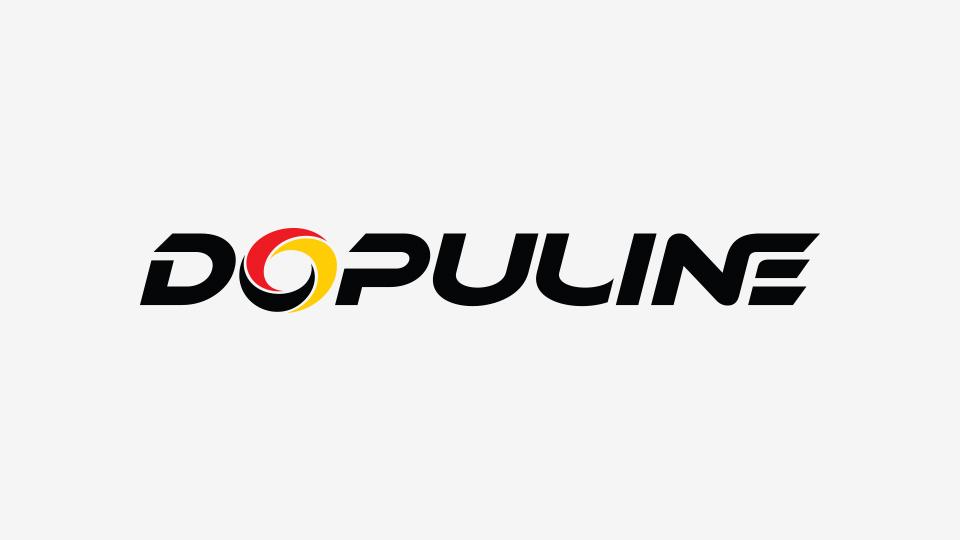 DOPULINE品牌LOGO设计