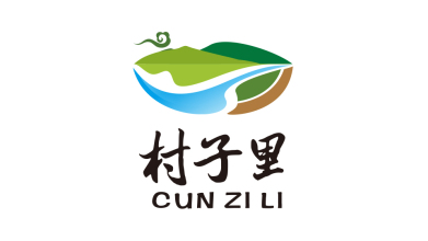 村子里品牌标志设计