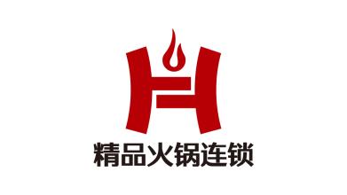 精品火鍋連鎖品牌LOGO設計