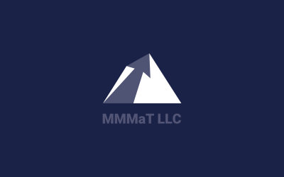 MMMaT Logo与名片设计
