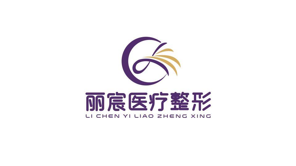 丽宸医疗品牌LOGO设计