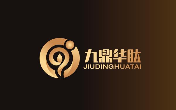 九鼎华肽 logo设计