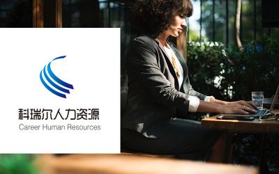 人力资源公司logo设计